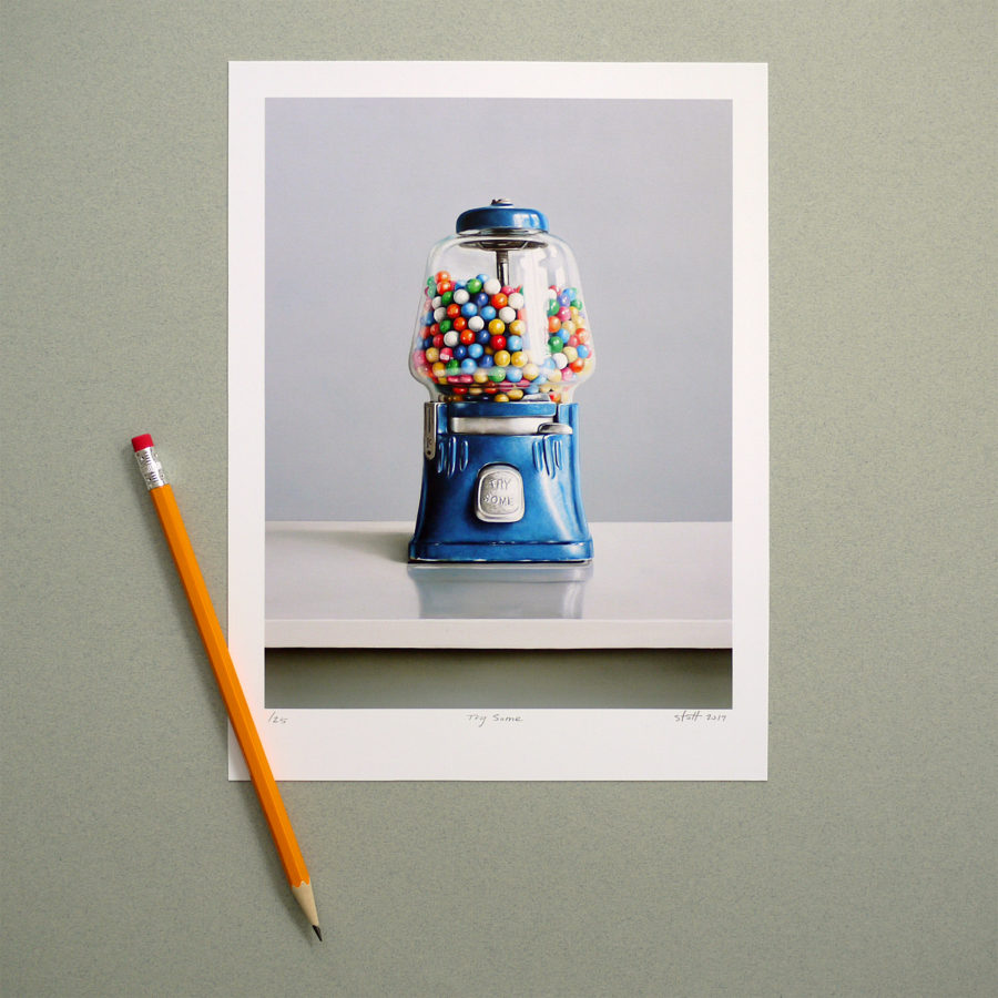 Try Some Print by Christopher Stott
